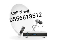 Satellite Dish IPTV 0556618512 Call For Installation