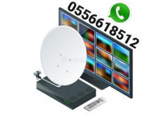 Satellite IPTV Dubai Call Now 0556618512