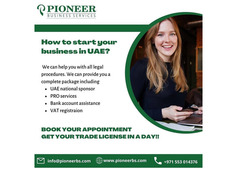 Start Business in Dubai
