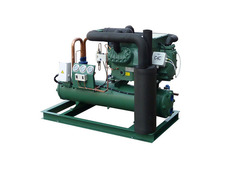HANBELL Screw Compressor System - Air-Cooled (-5 ~ 5 ℃).