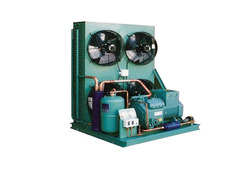 Two Phase Air Cooled Piston Condensing System (-40 ~ -25 ℃).
