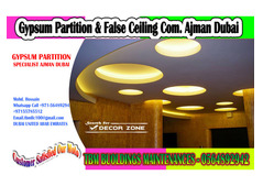 False Ceiling work Umm Al Quwain Ajman Dubai Sharjah
