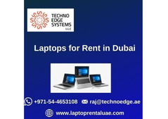 Get Laptops for Rent in Dubai For Your Events