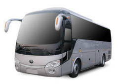Car, Van and Buses available on rent
