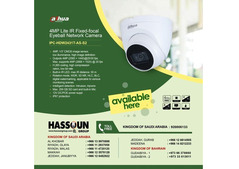 Dahua Eyeball Cameras Suppliers | hassoungroup.com