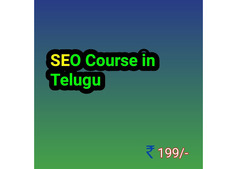 Seo course in Telugu full tutorial