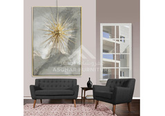 Sylvia Chair and Loveseat Set