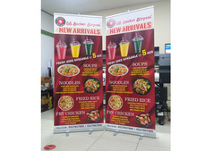 Rollup Stand, Rollup Banner Printing, Rollup Stand Dubai
