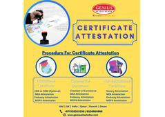 Best certificate attestation services in UAE