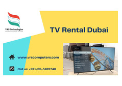 High Definition LED or LCD TV Rentals for Events in UAE