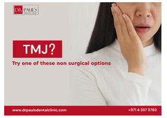 TMJ and TMD treatment in Dubai