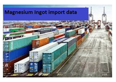 Magnesium Ingot import data