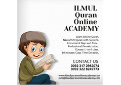 Learn Online Quran With Tajweed with Online Quran tutor