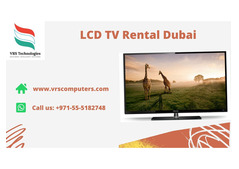Hire Latest TV Rental Solutions for Events in UAE