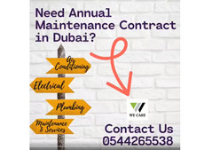 office maintenance services contract in al barsha