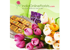Flower to Agra Same Day Delivery