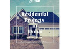 Top rated Residential Projects in Dubai