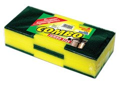 Private labeling products   Sponge scrubber- Emirates steel wool