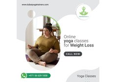 Online Yoga Classes For Weight Loss in Dubai
