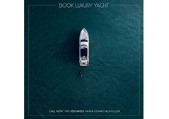 luxury yacht rent for birthday or events
