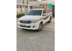Pickup Truck For Rent In JVC 056-6574781