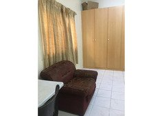 sharing room available for family/single /two ladies.
