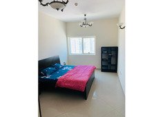 furnished room for rent in Al Nahda 2 with attached Washroom - 1800/-