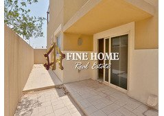 Modified & Luxurious 5 BR Villa with a Pool in Al Raha Gardens