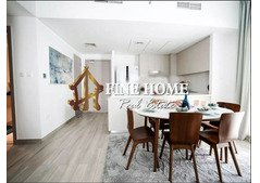 Sea View Studio with 2yr Free Service Charge IN YAS ISLAND