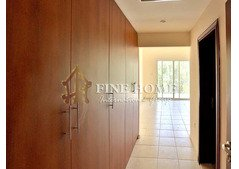 Invest Now ! Spacious 4 BR. Villa in Seashore IN ABU DHABI GATE CITY
