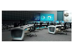 COMMAND AND CONTROL CENTER DESIGN SOLUTIONS in UAE | PWS