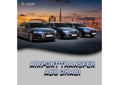 Hire The Car For Airport Transfer Abu Dhabi To Make the Ride
