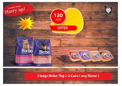 CAT FOOD PROMOTIONS