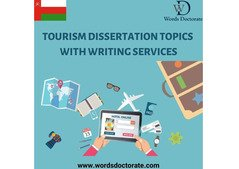 Tourism Dissertation Topics with Writing Services - Words Doctorate