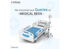 Buy the Best Medical Beds and Save your Loved Ones