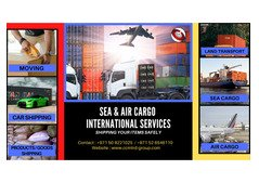Air & Sea Cargo Services (from Dubai to other Countries)