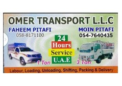 Movers and cargo  058 8171100