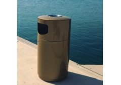 waste management recycling containers | trash bins