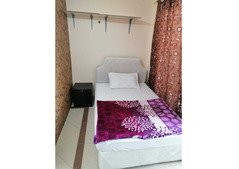 Closed Partition Room with Private Balcony, and Sharing Bathroom