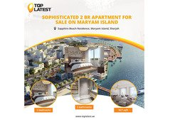 Sophisticated 2 BR Apartment for Sale on Maryam Island