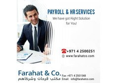 Payroll Outsourcing & HR Services in Dubai