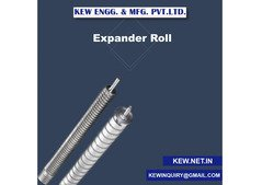 Manufacture of Expander Roll, Banana Roller