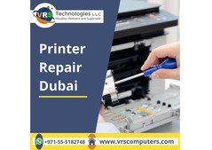What Printer Repair Services Offered at VRS Technologies in Dubai