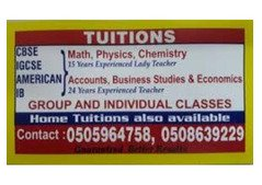 Home/ Online Tuition s for Mathematics all classes in Mirdif City