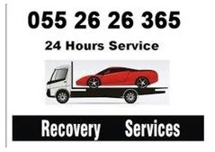 Car Recovery Service Sharjah 24 Hr 055 2626365 Sharjah