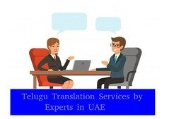 Telugu Translation Services by Experts in UAE