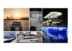Boats & Yachts from 349 aed!