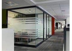 Office, Shower Glass Partition Supply & Installation 052-5868078