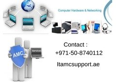 AMC for Computer Hardware and Networking Dubai