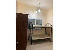 One room with attached bath available